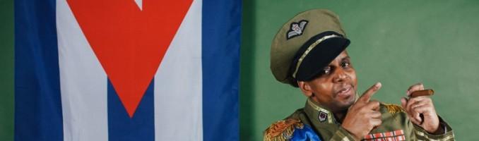 Kubánska party