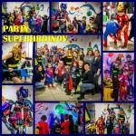 Party superhrdinov web2