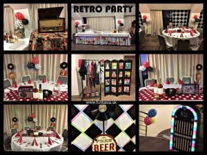 Retro party FUNTASIA